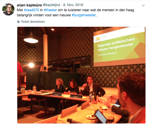 tweet Arjen Kapteijns